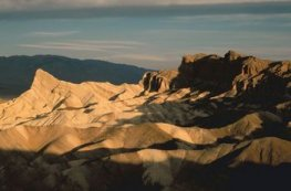 Death Valley - Zabriskie Point - sunrise