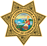 Citrus College Safety badge