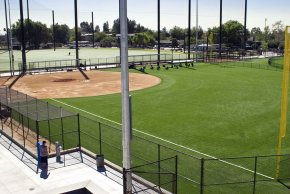 Southeast softball field