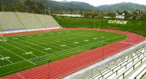 Citrus College stadium and track
