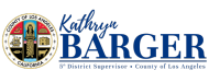 Kathryn Barger Los Angeles seal