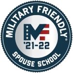 Military Friendly School MF '16 logo