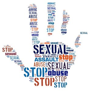 hand print with the words stop sexual abuse